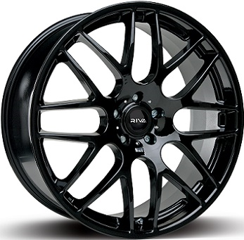 FOX RIVA DTM Gloss Black 7