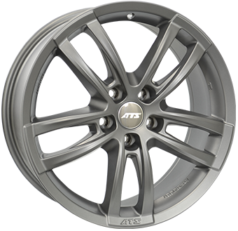 ATS RADIAL Dull Anthracite 7